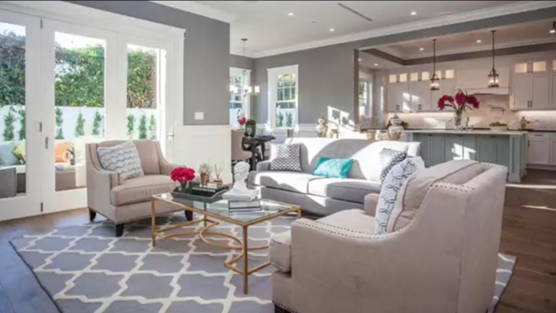 Grace valentina custom home staging one of southern for Home staging images